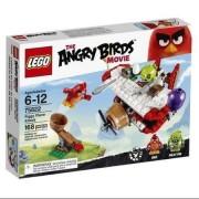 Lego Angry Birds Piggy Plane Attack 75822 Pilot Pig Has Taken Off From Bird Island