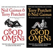 Good Omens: The Nice and Accurate Prophecies of Agnes Nutter, Witch, Paperback
