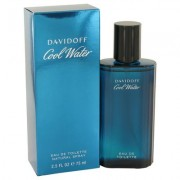 Cool Water For Men By Davidoff Eau De Toilette Spray 2.5 Oz