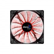 Ventilator Aerocool Shark Evil Black Edition LED 140 mm