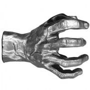 Grip Studios Male GuitarGrip Hanger Right Hand Model Silver