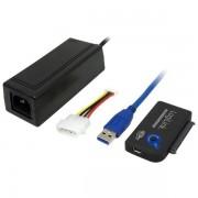 Adattatore USB 3.0 Super Speed / SATA con Funzione OTB