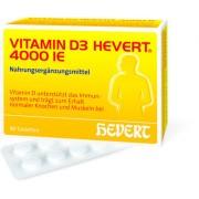 Hevert Arzneimittel GmbH & Co. KG VITAMIN D3 HEVERT 4.000 I.E. Tabletten 90 St