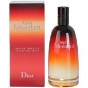 Dior Fahrenheit Acqua Fahrenheit Eau de Toilette para homens 125 ml