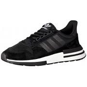 Adidas ZX 500 RM- Zapatillas para Hombre, Core Black/Footwear White, 9