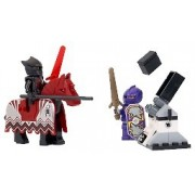 Lego (LEGO) The Kingdom of the Knight Battle with Bladec 8777