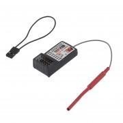 ER Fusco 2.4G 6 Receptor Canal Radio Modelo Receptor De Control Remoto Para El Coche De RC