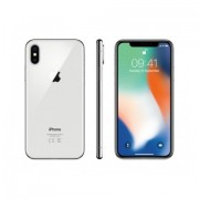 "Smartphone, Apple iPhone X, 5.8"", 64GB Storage, iOS 11, Silver (MQAD2GH/A)"