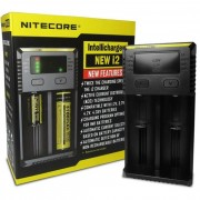 Nitecore I2 Charger 2 Port Intelligent Battery Charger **New 2020 Model**