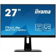 """IIYAMA 27"""" iiyama B2791QSU-B1 - TN,WQHD,1ms,350cd/m2, 1000:1,16:9,DVI,HDMI,DP"""