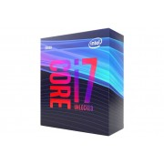 Intel Core i7-9700K procesor, 8 jezgri (3.6GHz, 12MB, LGA1151), kutija