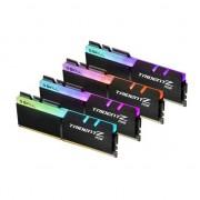 Memorie RAM G.Skill TridentRGB DDR4 4x8GB 3000MHz CL16 (F4-3000C16Q-32GTZR)