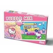 Hello Kitty - Puzzle MIX