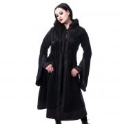 Ženski kaput Poizen Industries - LUELLA - BLACK - POI941
