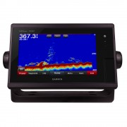 Garmin 7407 GPS and Chartplotter - Touchscreen