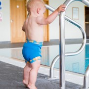 Konfidence - Scutec inot extraprotectie NeoNappy fuchsia 12-18 luni