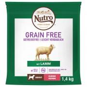 7кг Grain Free Adult Small Dog Nutro, суха храна за кучета, с агнешко