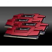 Memorie ram g.skill Ripjaws V DDR4, 32 GB, 3000MHz, CL15 (F4-3000C15Q-32GVR)