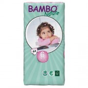 Abena BAMBO Nature XL plen.k. 16-30kg 44ks