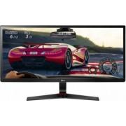 Monitor Gaming LED 34 LG 34UM69G-B 2K UW-FHD IPS 1ms Free-Sync 75Hz Black