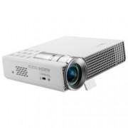 Проектор Asus P2B, DLP, WXGA, 3500:1, 350lm, HDMI, USB, MicroSD, 2GB, 2950 mAh battery, преносим