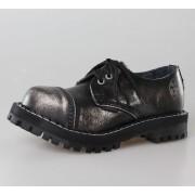 Cipele STEEL - 3 pinhole siva (101/102 Bijela)