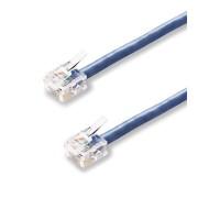 Cablu Subtire CAT6 UTP 15 m Albastru