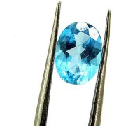 9.27 Ratti IGL Certified Blue Topaz Nice Oval cut - Ceylon Sapphire