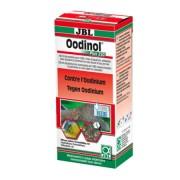 Medicament contra bolii de catifea, JBL Oodinol Plus 250, 100 ml, pt 1000 L, 1007600
