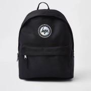 Hype Boys Black Hype hologram logo backpack (One Size)