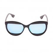 Дамски слънчеви очила P5092C4 черни + Кутия