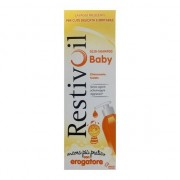Chefaro Pharma Italia Srl Restivoil baby shampoo 250ml