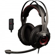 HEADPHONES, Kingston HyperX Cloud Revolver Pro, Microphone, Gaming, Black (HX-HSCR-BK/EM)