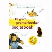 Lobbes Het grote Prentenboekenliedjesboek + CD