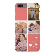 YourSurprise Telefoonhoesje bedrukken - iPhone 7 plus - Rondom