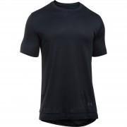 Under Armour Men's Layered T-Shirt - Black - L - Black