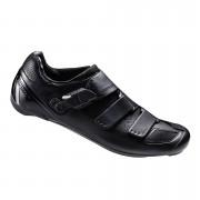 Shimano RP9 SPD-SL Cycling Shoes - Black - EUR 48 - Black