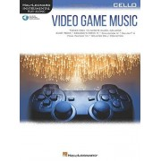 Video Game Music for Cello: Instrumental Play-Along Series