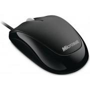 Mouse Microsoft Optic Compact 500, editie Business (Negru)