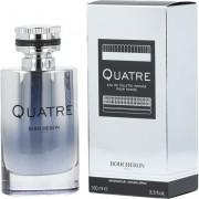 Boucheron Quatre Pour Homme Intensepentru bărbați Testere de parfumuri 100 ml TESTER