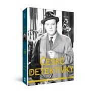 Filmexport české detektivky - zlatá kolekce