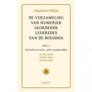 De verzameling van numeriek geordende leerredes van de Boeddha: De boeken van de zeventallen, achttallen en negentallen