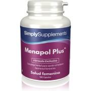 Simply Supplements Menapol Plus - 120 Cápsulas