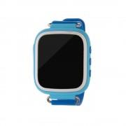 Ceas inteligent pentru copii cu telefon si localizare GPS GW400 BLEU