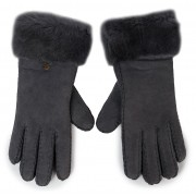 Дамски ръкавици EMU AUSTRALIA - Apollo Bay Gloves Dark Grey