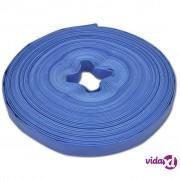 """vidaXL 1"""" PVC ravno crijevo za vodu, 50 m"""