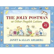 Jolly Postman or Other People's Letters, Hardcover/Allan Ahlberg
