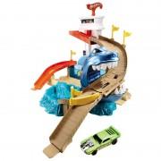 Set de joaca Hot Wheels Color Change Spring Mattel