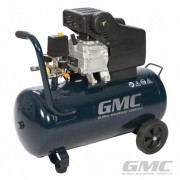 2hp Air Compressor 50Ltr - GAC1500 270120 5024763126291 GMC