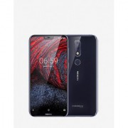 5 Ace nokia 6.1 plus Matte Finish Flexible Tempered Glass Screen Scratch Protector for nokia 6.1 plus
